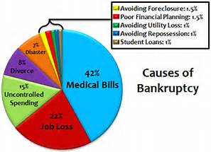Causes of bankruptcy
